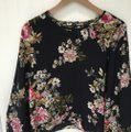 Vince Camuto Top Navy Image 2