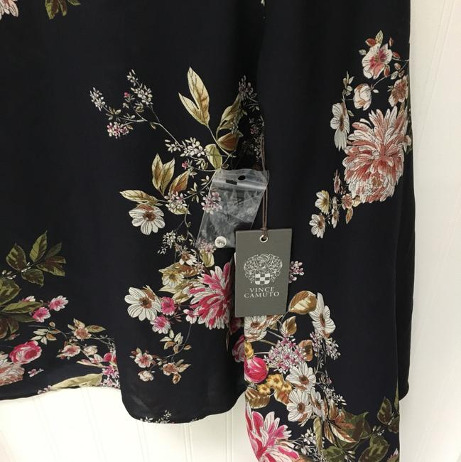 Vince Camuto Top Navy Image 4