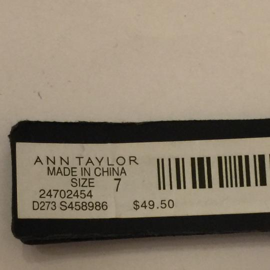 Ann Taylor Ann Taylor crystal stacked ring set size 7 Image 7
