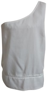 Cloth & Stone The Shoulder Tencel Halter Top white
