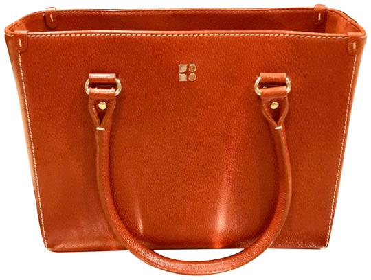 Preload https://img-static.tradesy.com/item/24177265/kate-spade-new-kate-tarrytown-seasonal-roan-mahogany-leather-tote-0-1-540-540.jpg