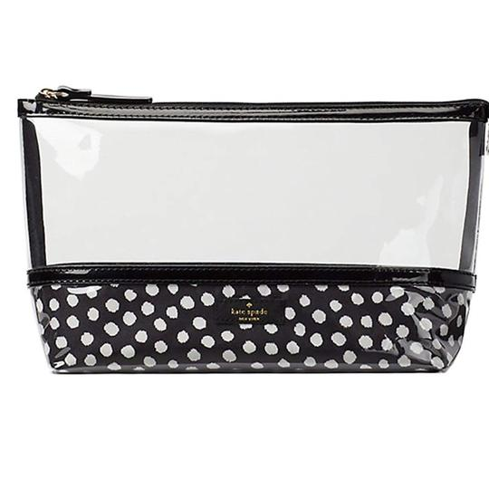 Preload https://img-static.tradesy.com/item/24177331/kate-spade-blackwhite-catie-brook-place-musical-dots-cosmetic-bag-0-0-540-540.jpg