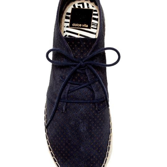 Dolce Vita Navy Boots Image 7