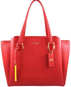 Cromia Tote in Red