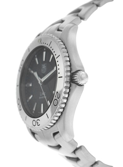 TAG Heuer Authentic Men's Tag Heuer Link WJ1110 Stainless Steel Date 39MM Quartz Image 1