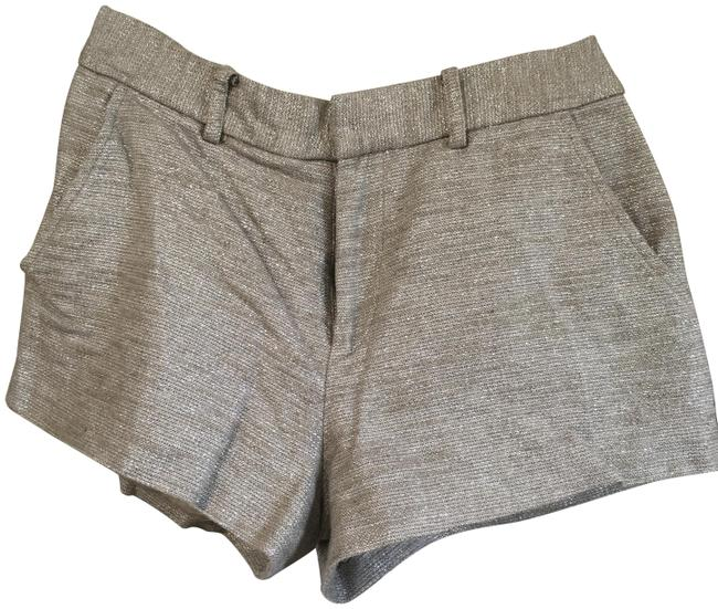 Item - Silver Shorts Size 2 (XS, 26)