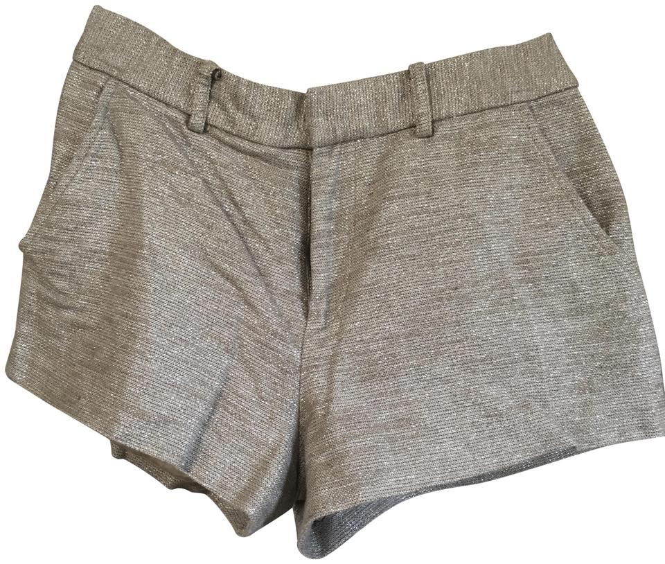 fc4a1455fdcf Juicy Couture Dress Shorts Silver Image 0 ...