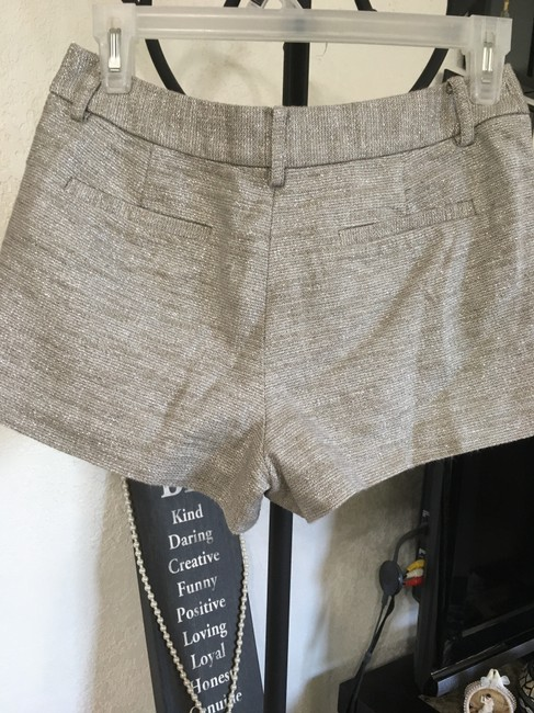 Juicy Couture Dress Shorts Silver Image 2