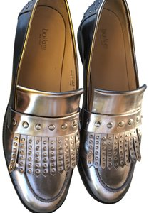 Botkier silver Mules