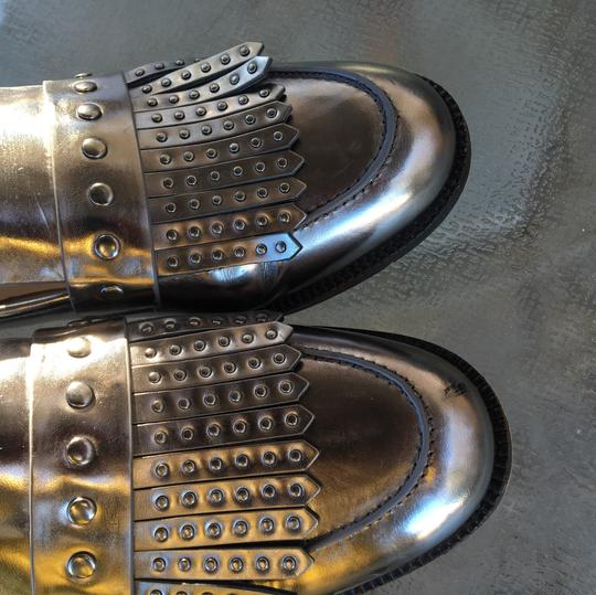 Botkier silver Mules Image 2