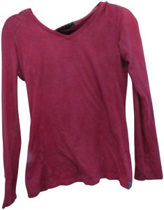 Marc New York Mny Hoodie T Shirt bright pink