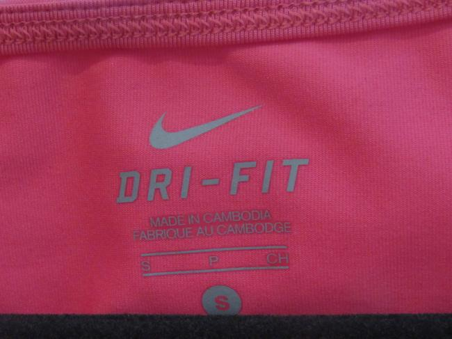 66fe6d98 Nike Bright Pink Athletic Sleeve Activewear Top Size 4 (S) - Tradesy