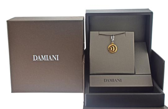 DAMIANI Authentic New Damiani Model: 20031631 18K Rose White Gold $948 Logo Image 1