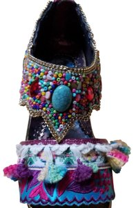 Irregular Choice Multi colored Sandals