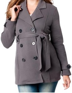 Motherhood Maternity grey maternity jacket