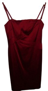Elie Tahari Strapless Satin Straps Brand New Dress