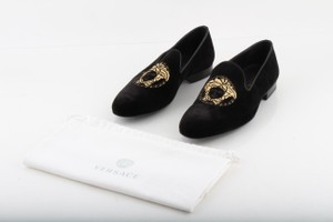 0a5417dd8ec4 Black Versace Shoes for Grooms   Groomsmen - Up to 90% off at Tradesy