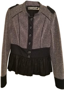 Daughters of the Liberation black tweed Blazer