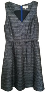 Moulinette Soeurs short dress black and white tweed on Tradesy