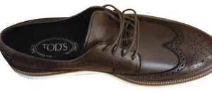 Tod's tobacco brown Formal