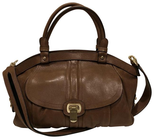 Item - Duffle New Large Brown Leather Satchel