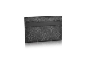 Louis Vuitton Monogram Eclipse New 2017 Card Holder Wallet