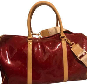 Arcadia Apple red Travel Bag