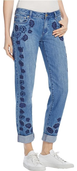 Preload https://img-static.tradesy.com/item/24179755/michael-kors-blue-medium-wash-dillon-antique-denim-embroided-floral-4-relaxed-fit-jeans-size-27-4-s-0-1-650-650.jpg