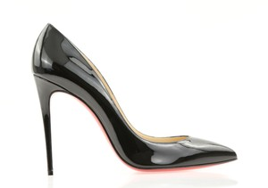Christian Louboutin Classic Heels Pigalle Follies Follies Black Pumps