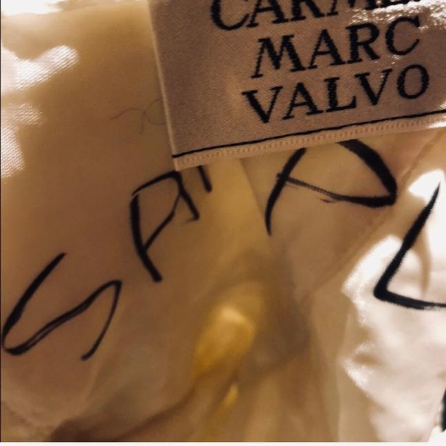 Carmen Marc Valvo Dress