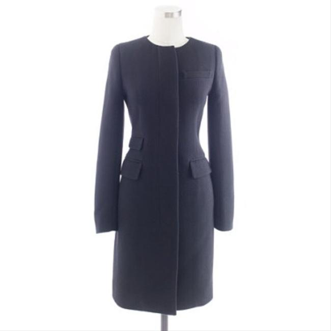 Preload https://img-static.tradesy.com/item/24180255/jcrew-black-wool-double-cloth-symphony-coat-size-00-xxs-0-2-650-650.jpg
