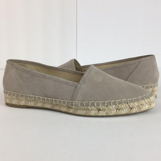 Frye gray Wedges