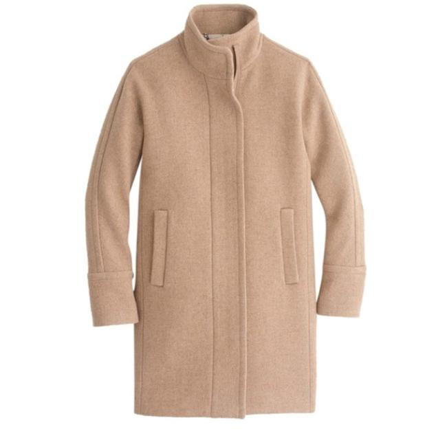 Item - Tan Camel Stone Brown Cocoon Jacket Coat Size 0 (XS)