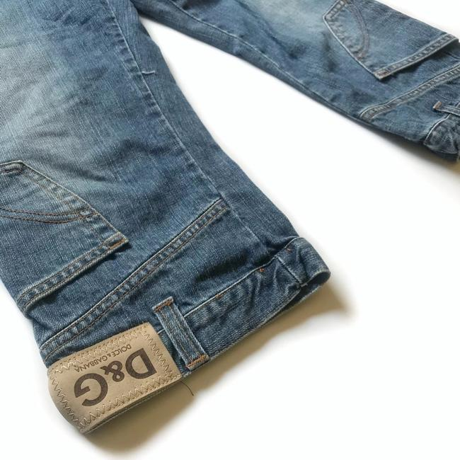Dolce&Gabbana Relaxed Fit Jeans-Distressed