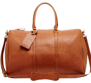 Sole Society brown Travel Bag