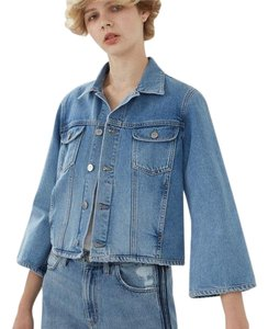 MiH Jeans blue Womens Jean Jacket