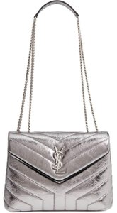 Saint Laurent Ysl Loulou Shoulder Bag