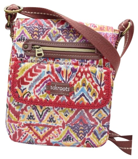 Preload https://img-static.tradesy.com/item/24180970/sakroots-peace-multi-colorbrown-coated-canvas-and-leather-cross-body-bag-0-1-540-540.jpg