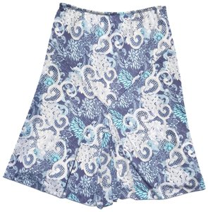 Uniform John Paul Richard Skirt Blue/ Lilac