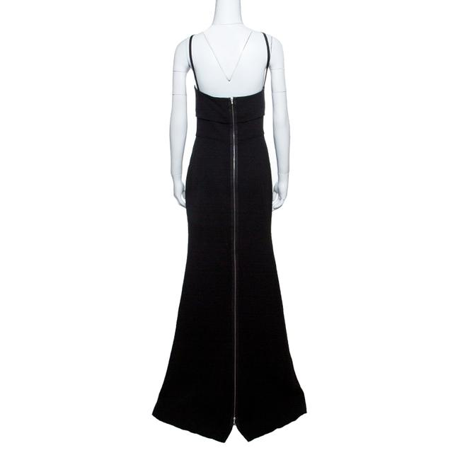 Black Maxi Dress by Victoria Beckham