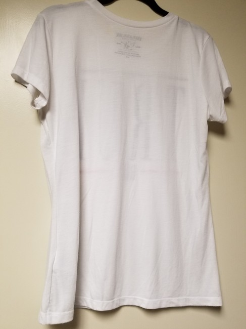 True Religion T Shirt White