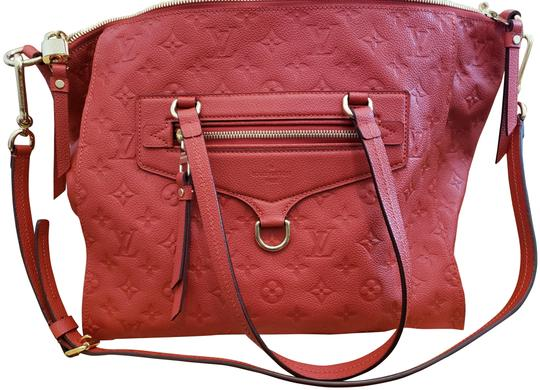 Preload https://img-static.tradesy.com/item/24181370/louis-vuitton-lumineuse-pm-m-empr-orien-m40552-red-leather-shoulder-bag-0-1-540-540.jpg
