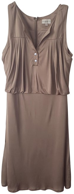 Preload https://img-static.tradesy.com/item/24181428/karen-millen-gold-taupe-gold-short-night-out-dress-size-10-m-0-1-650-650.jpg