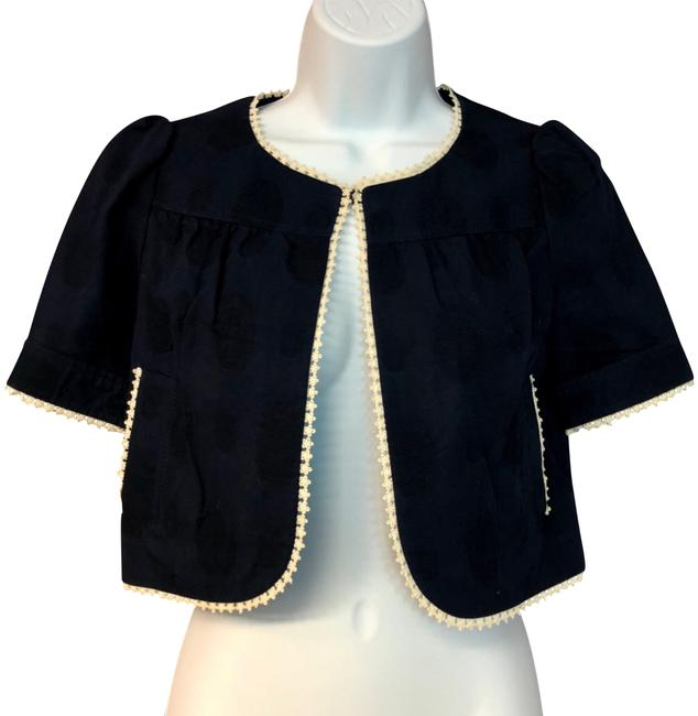 Preload https://img-static.tradesy.com/item/24181440/juicy-couture-navy-creme-lace-trim-cotton-cropped-blouse-size-2-xs-0-1-650-650.jpg