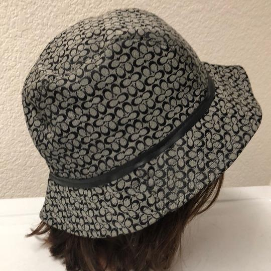 Coach canvas hat