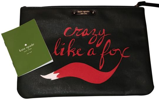Preload https://img-static.tradesy.com/item/24181487/kate-spade-crazy-like-a-fox-gia-green-leather-clutch-0-1-540-540.jpg