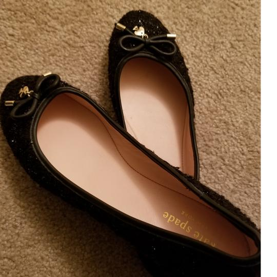 Preload https://img-static.tradesy.com/item/24181519/kate-spade-black-with-a-little-silver-threads-flats-size-us-95-regular-m-b-0-1-540-540.jpg