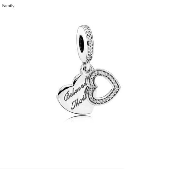 PANDORA Pandora Beloved Mother Dangle Charm