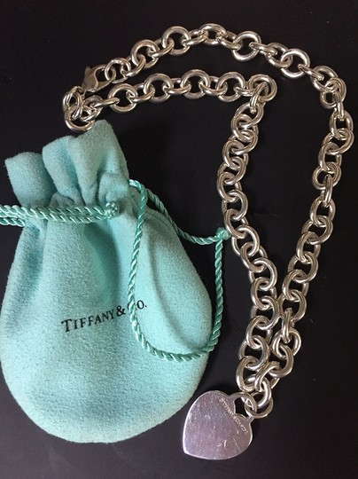 Tiffany & Co. TIFFANY & Co. Silver Chain Necklace