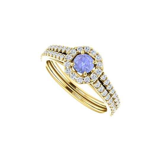 Preload https://img-static.tradesy.com/item/24181601/blue-round-tanzanite-double-row-cz-octagon-style-halo-ring-0-0-540-540.jpg